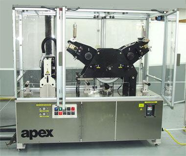 Apex Continuous Strapping Printers
